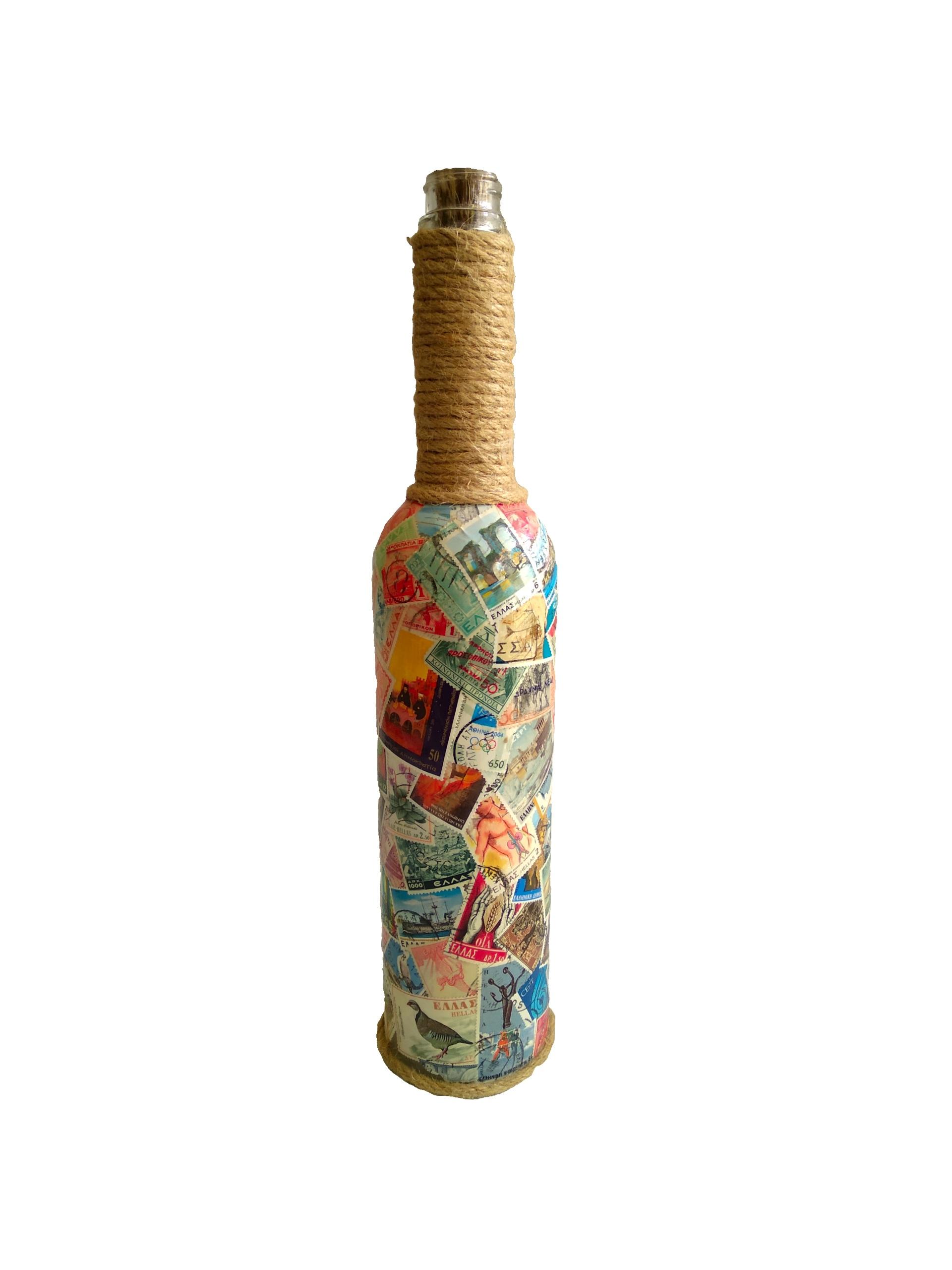 Διακοσμητικό μπουκάλι BOT04