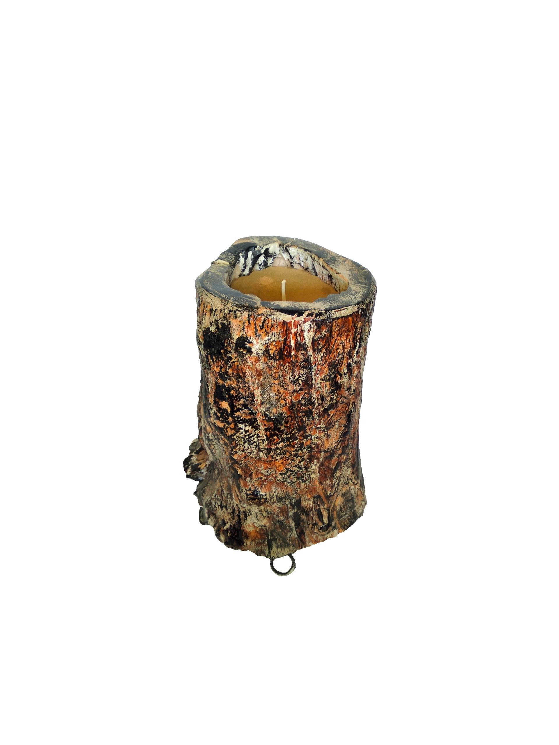 Κερί από ξύλο ελιάς CAN01