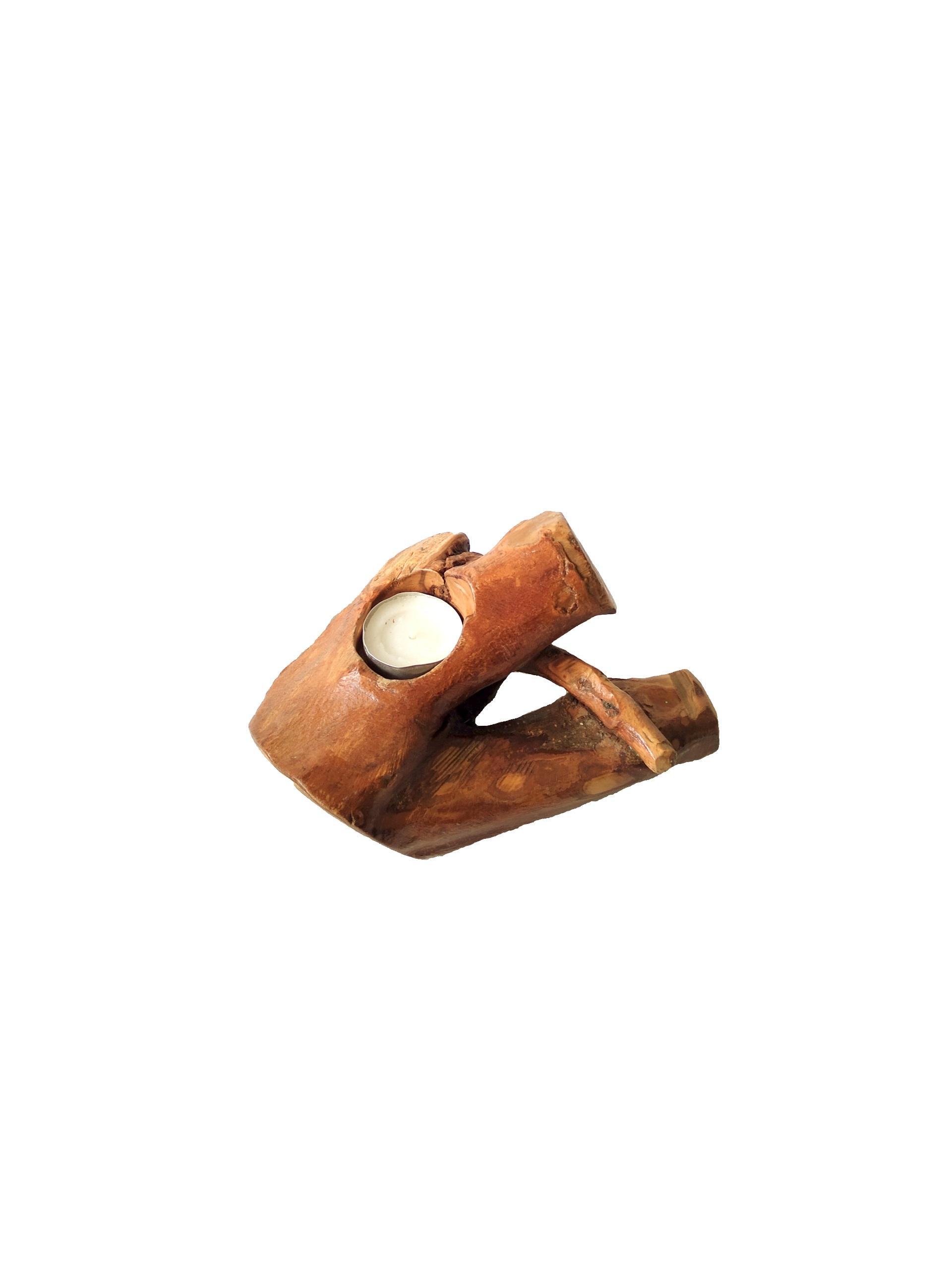 Βάση για ρεσό από ξύλο ελιάς CAN10