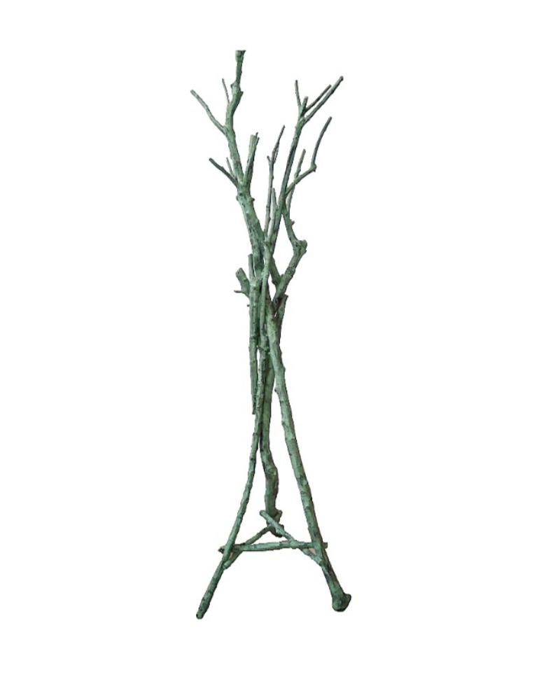 Καλόγερος από ξύλο ελιάς MON001
