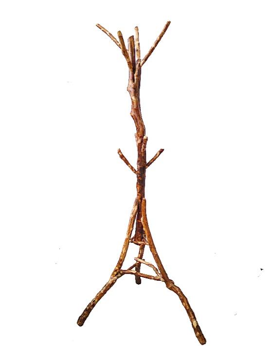 Καλόγερος από ξύλο ελιάς MON011