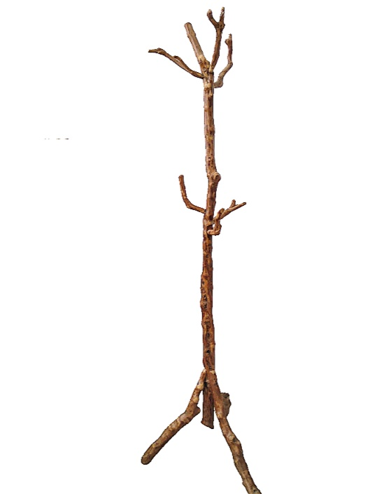 Καλόγερος από ξύλο ελιάς MON012
